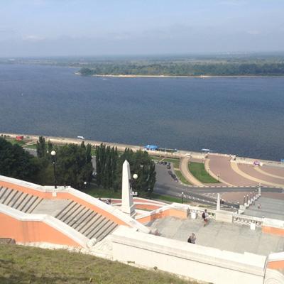 Нижний Новгород: достопримечательности с фото