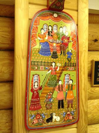 Городец, Нижегородская область, отзыв о поездке