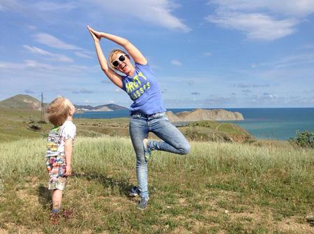 Отдых в Крыму с ребенком