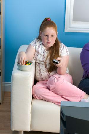 Лишний вес и детское ожирение
