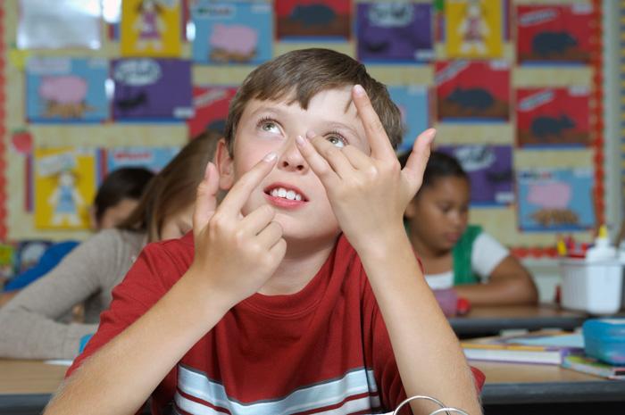 Плохие оценки в школе