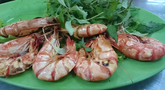 Фрукты, бамбук, морепродукты и прочие вкусности