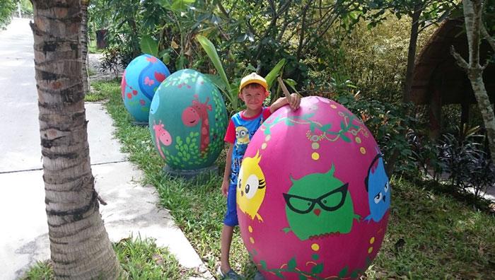 СПА и грязи 100 яиц