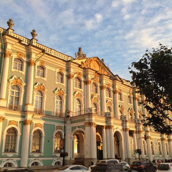 Санкт-Петербург, отзыв с фото