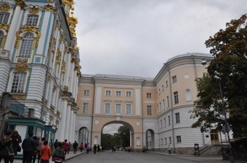 Санкт-Петербург, отзыв
