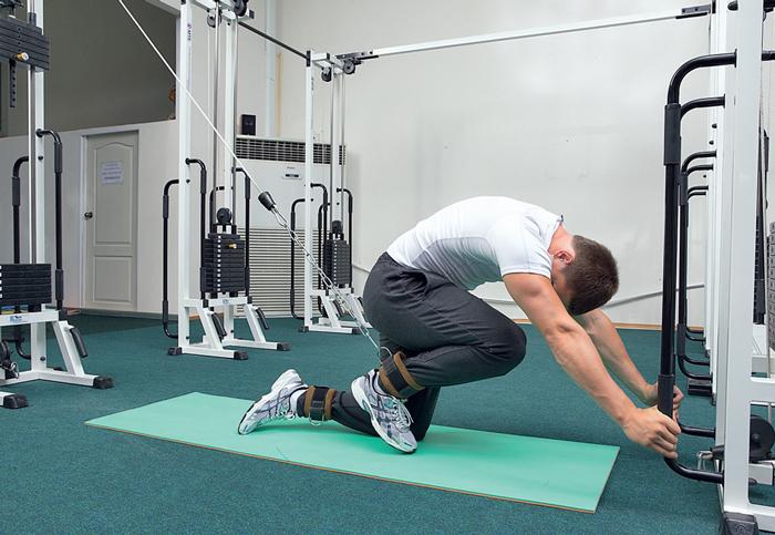 Лечение суставов бубновскимпражнениями опорно-двигвт.аппарат воспаление крупных суставов