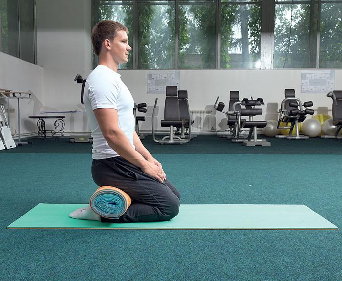 Упражнения Бубновского в домашних условиях Видео 1