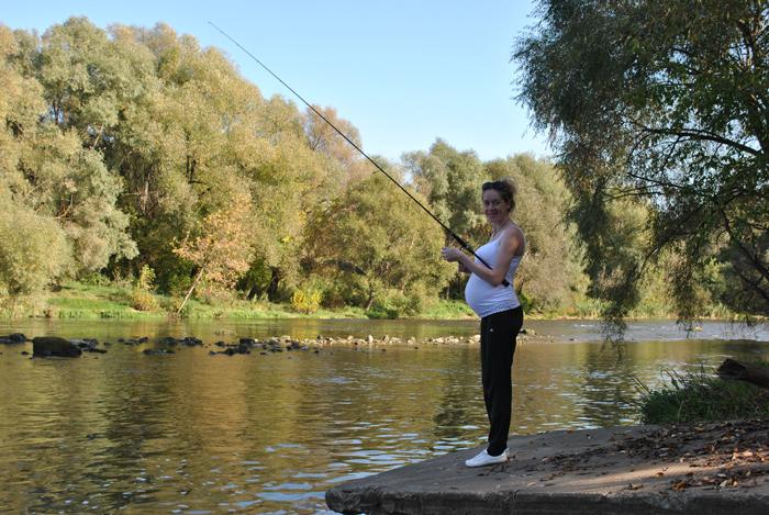 Путешествия в 13 и 18 недель беременности