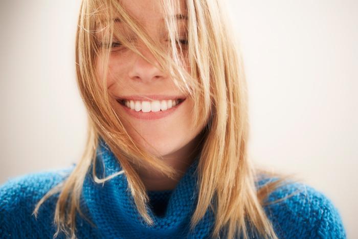 Как правильно стирать вязаный свитер
