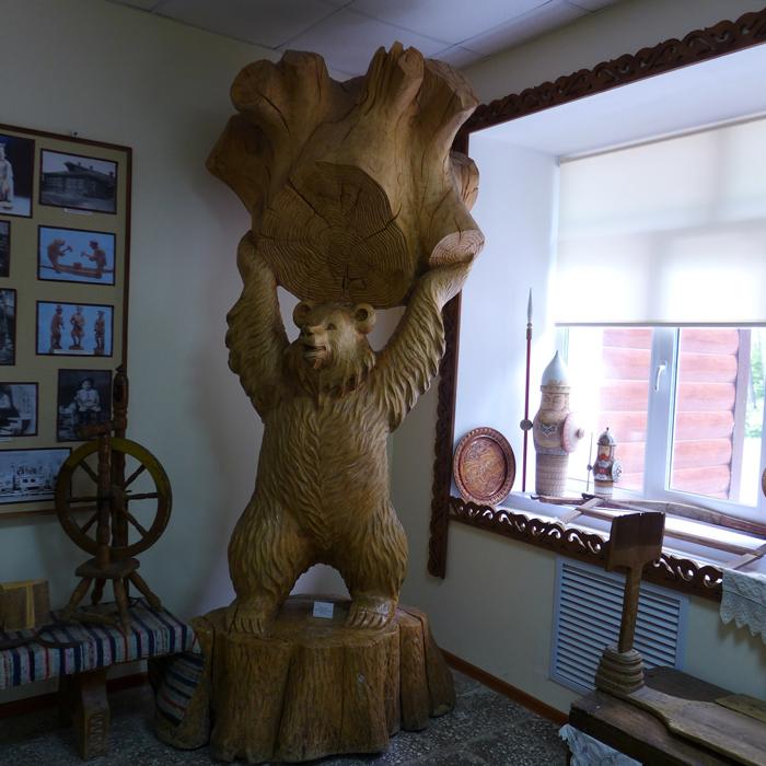 Экскурсия на Богородскую фабрику деревянных игрушек