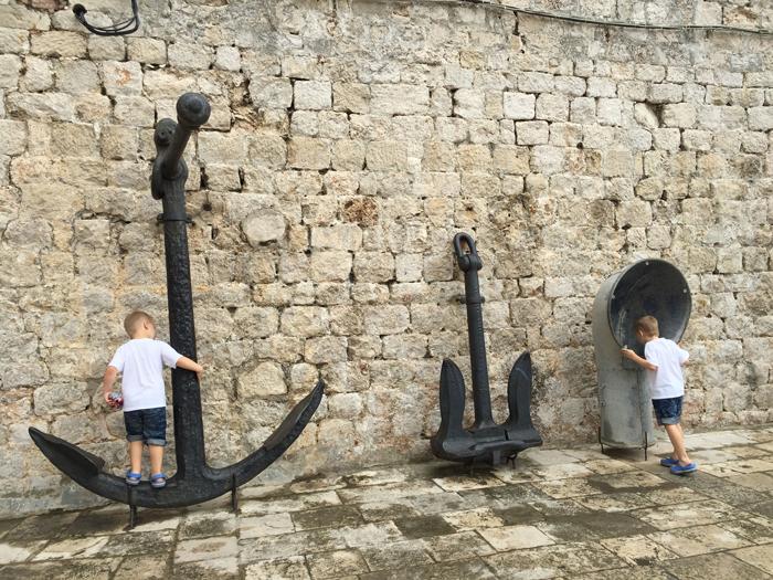 Морской музей, Дубровник