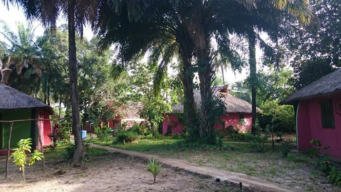 Туристическая деревня Abca's Creek
