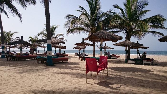 Пляжный отдых в Kunta Kinteh complex