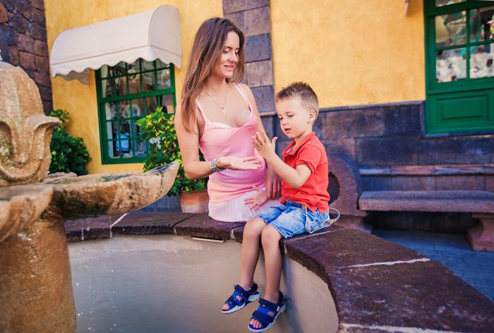 Отдых с ребенком, Канарские острова