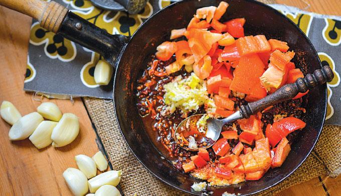 Колбаски для гриля: мергез
