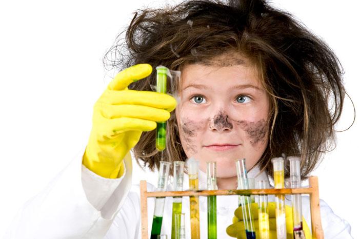 Домашние опыты по химии и физике