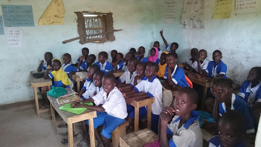 Образование в Гамбии