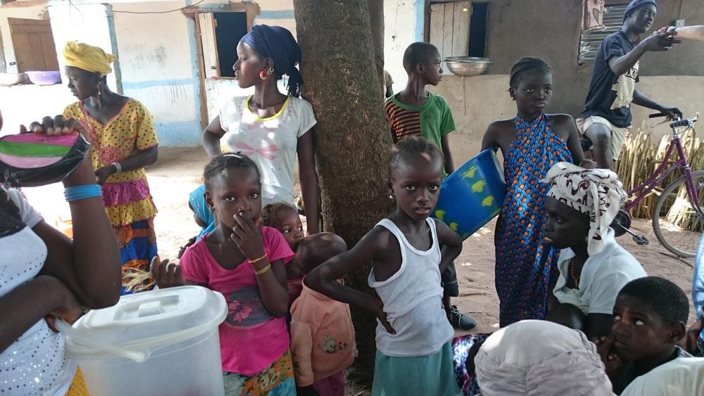 Гамбия - отдых в Африке