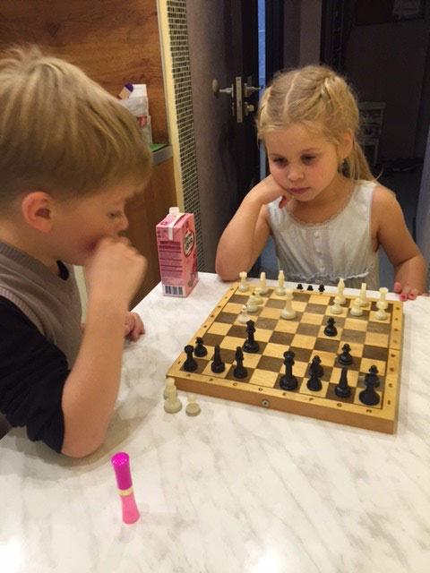Конструктор и гроссмейстер