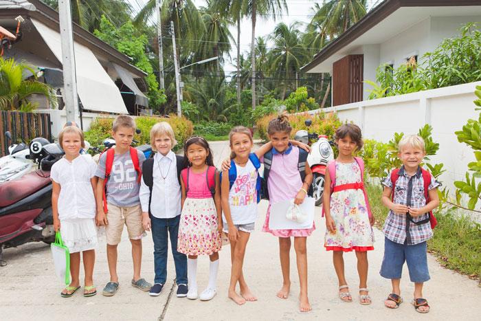 Детские сады и школы для детей