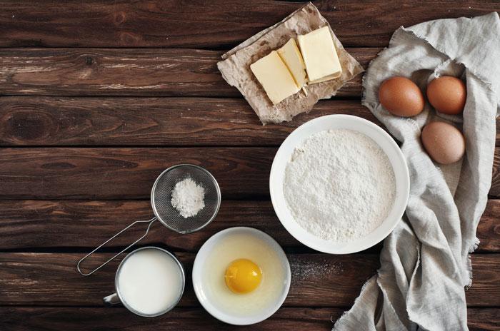 Рецепты выпечки