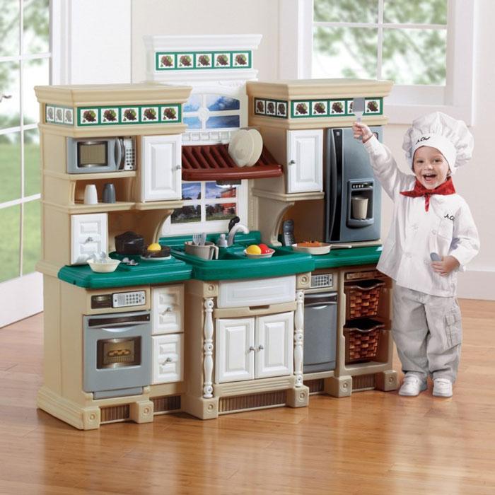 Детские кухни для веселых игр и вечеринок