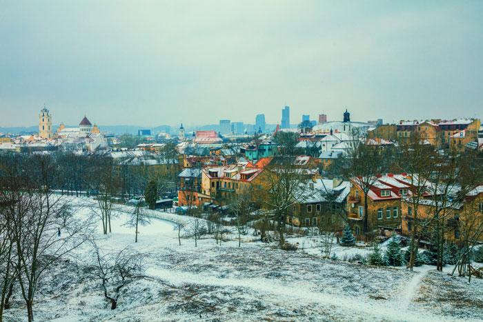 Вокруг Вильнюса