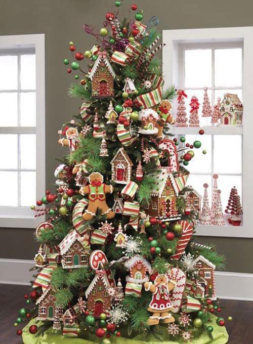 Как украсить елку: фото. 10 идей новогодних игрушек и ...