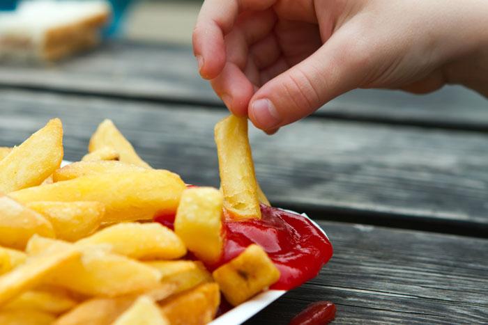 Питание ребенка с лишним весом