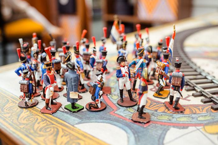 Оловянные солдатики