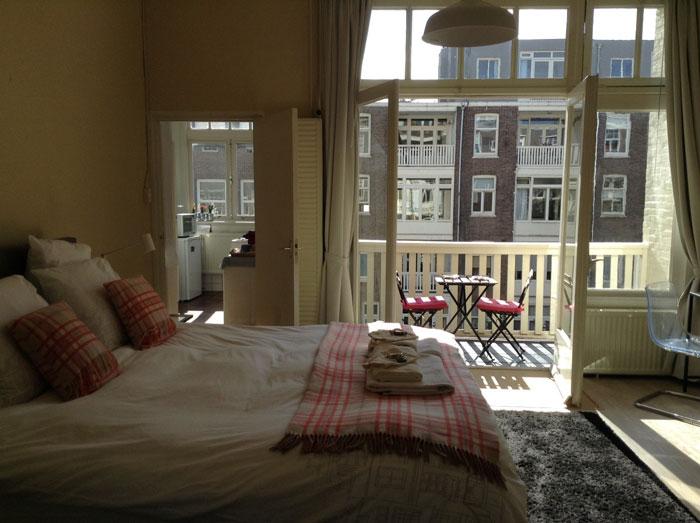 Где жить в Амстердаме