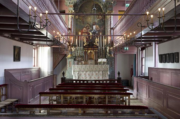 Церковь Господа нашего на чердаке