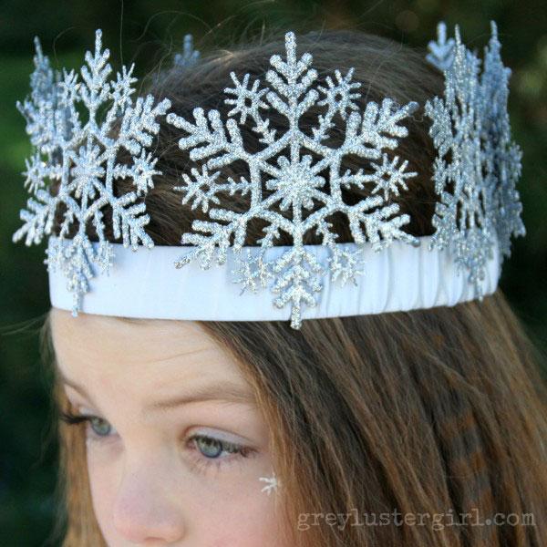 Новогодние короны своими руками 32