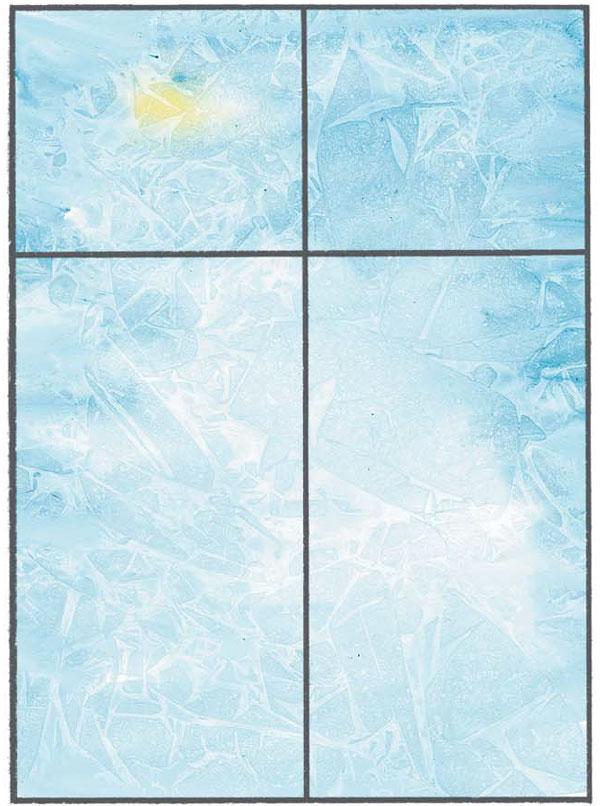 Ледяной рисуно