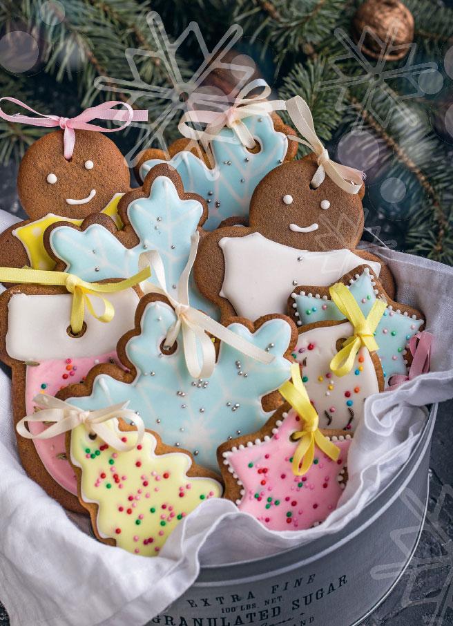 Имбирное печенье, рецепт