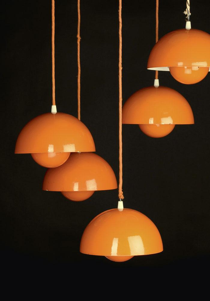 Знаменитые датские лампы