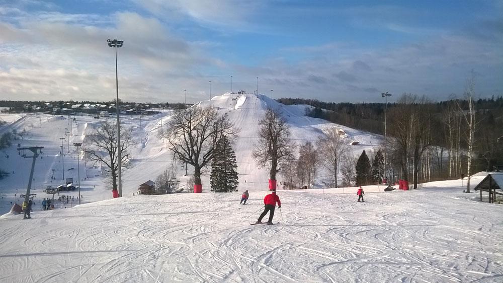Рейтинг самых популярных горнолыжных курортов России