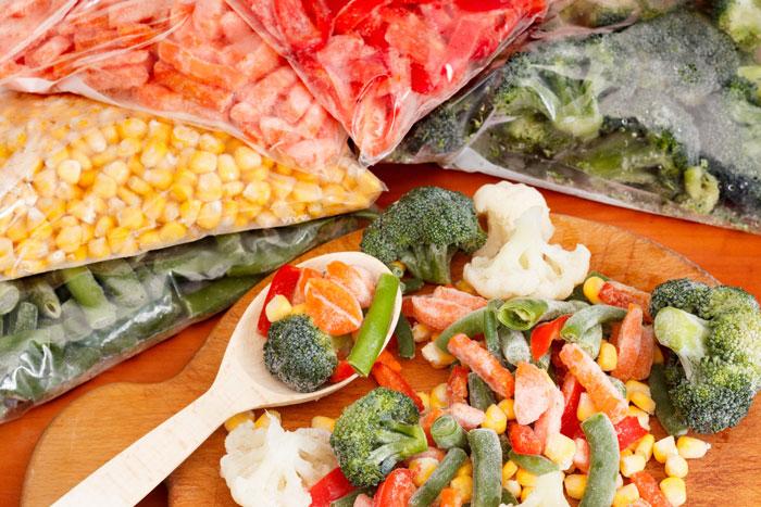 Хранение овоще и фруктов