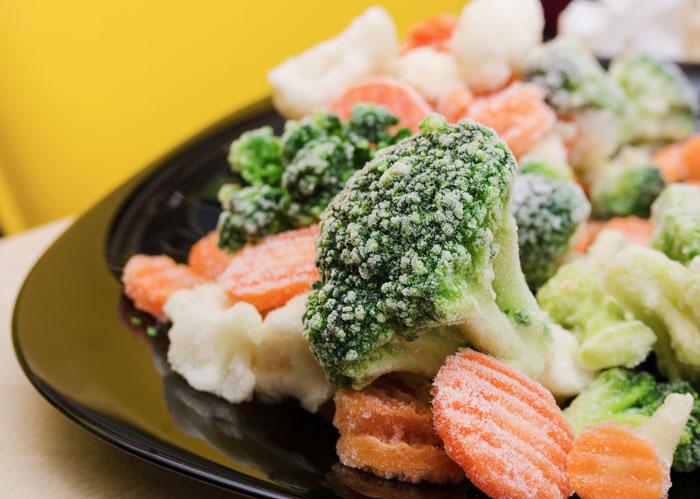 Питательные вещества в овощах и фруктах