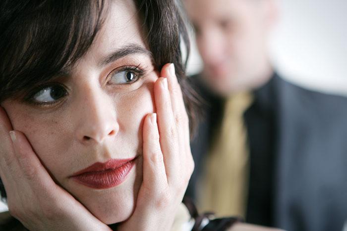 Несчастны в браке