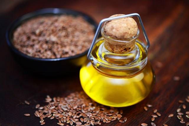 Как в домашних условиях приготовить льняное масло 760