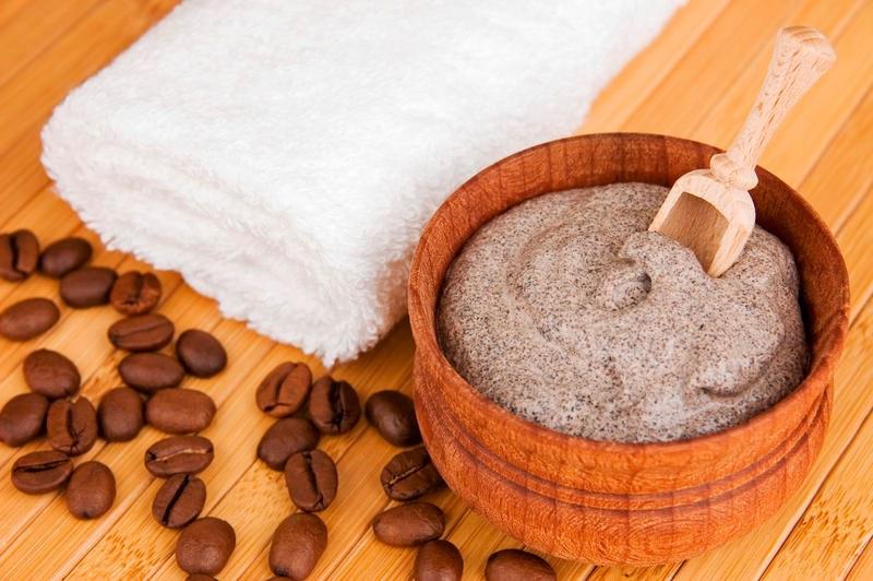 Обертывание с кофе для похудения