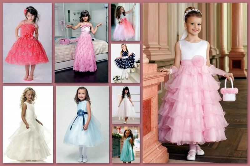 1356eec4f0344fa Как выбрать платье для девочки на выпускной в детском саду. Платье ...