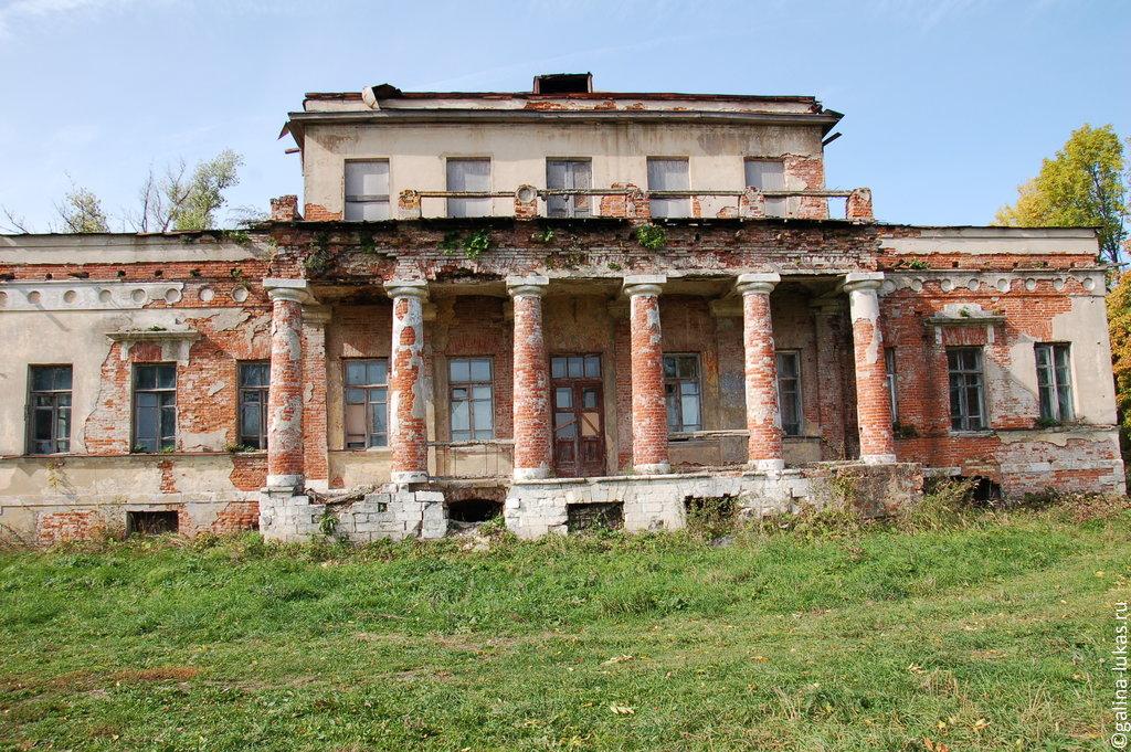 Усадьба генерала Мирковича