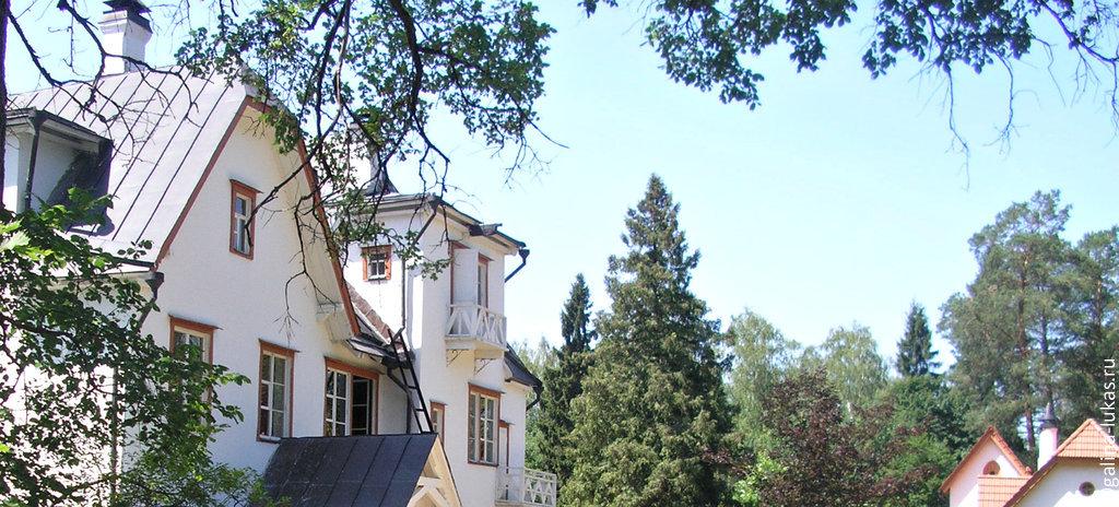 Музей-заповедник В.Д. Поленова