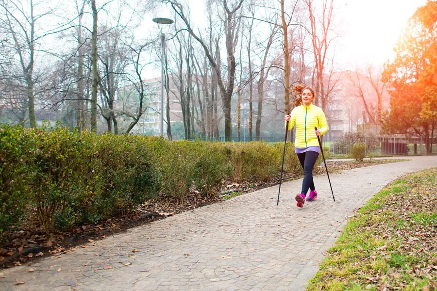 Как подобрать палки для скандинавской ходьбы