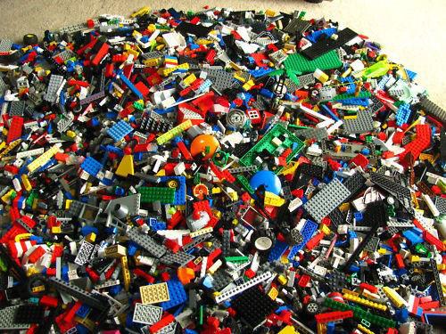 Конструктор Лего и развитие ребенка