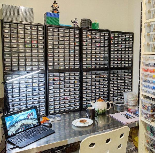 Кубики Лего