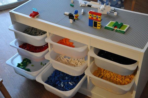 Хранение Лего
