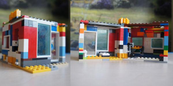 Лего без инструкции